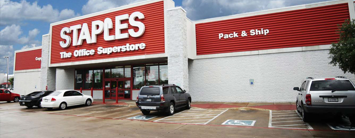 banner image of Staples Retail Building